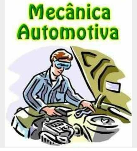 Mecânico geral de automóveis