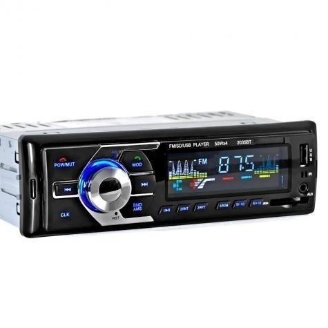Auto Rádio Automotivo Bluetooth usb
