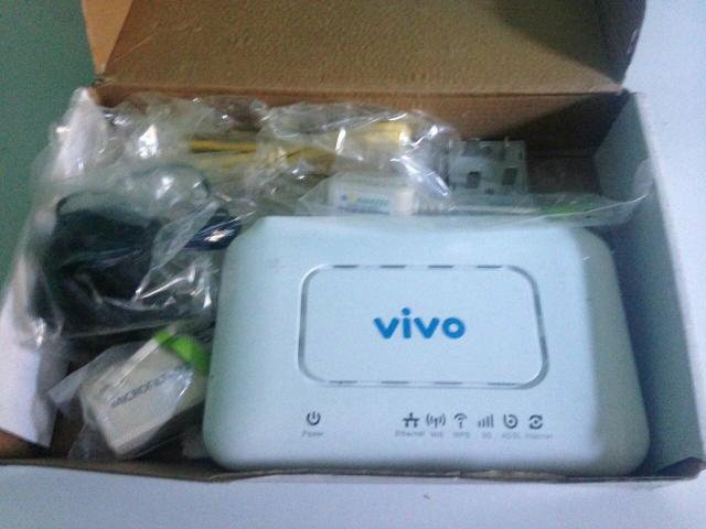 Moldem Wi-Fi ViVo Completo Caixa