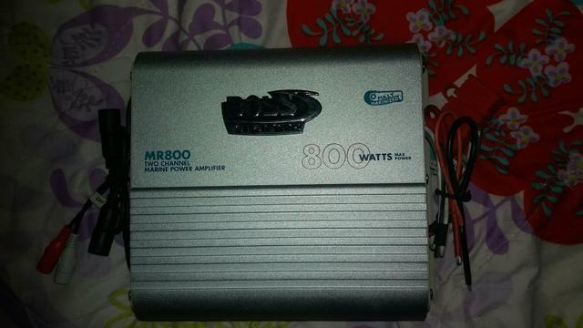 Força nova 800 watts