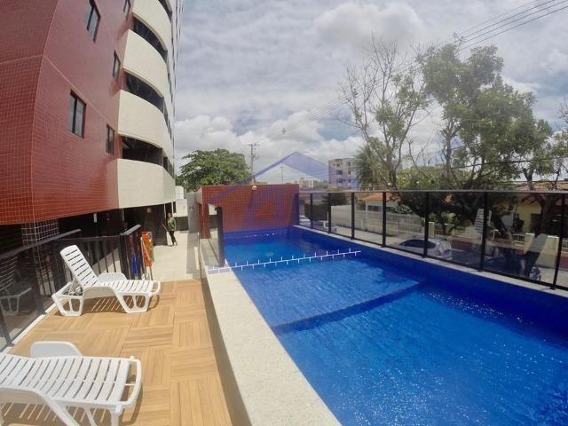Excelente apartamento com 3/4 sendo 1 suíte - Edifício Taciana Montenegro