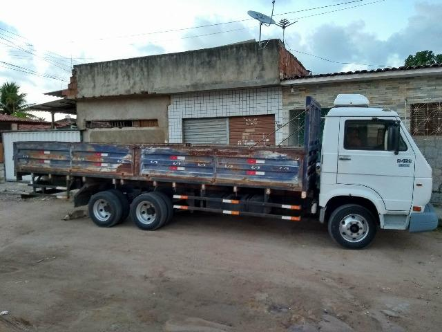 Vw 8-150 bomba MWM truck