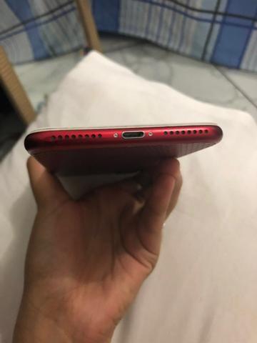 IPhone 7plus red 128
