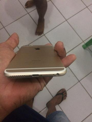 IPhone 6 Plus na caixa 128 gigas 987094958