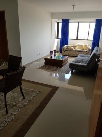 Apartamento 119m² com 3 suítes