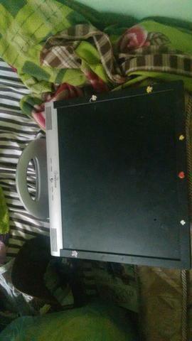 Tela LCD 17 polegadas e Monitor positivo