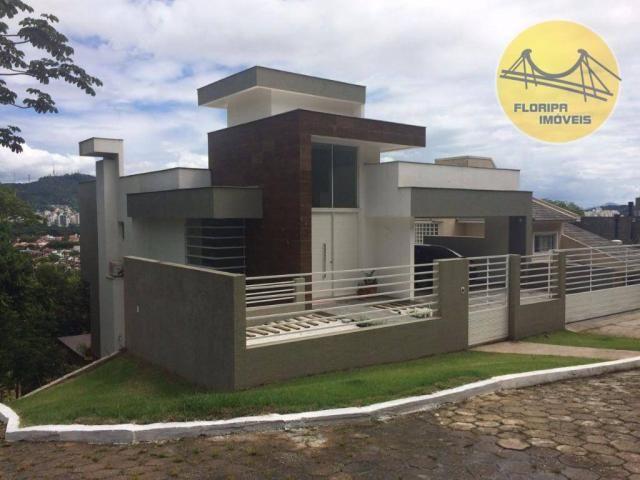 Casa em Condomínio Fechado no Córrego Grande!!!