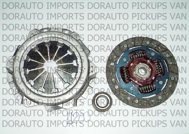 Kit embreagem c/rol 206 1.0 16V 180MM/18 ESTR - Foto 2