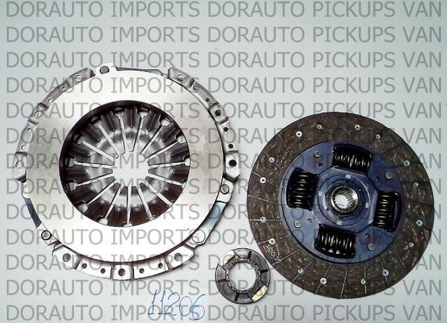 Kit embreagem c/rol I30 2.0 09/. 225mm/20 estr - Foto 3