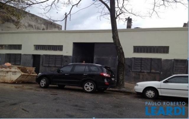 Galpão/depósito/armazém à venda com 0 dormitórios em Ipiranga, São paulo cod:394033 - Foto 2
