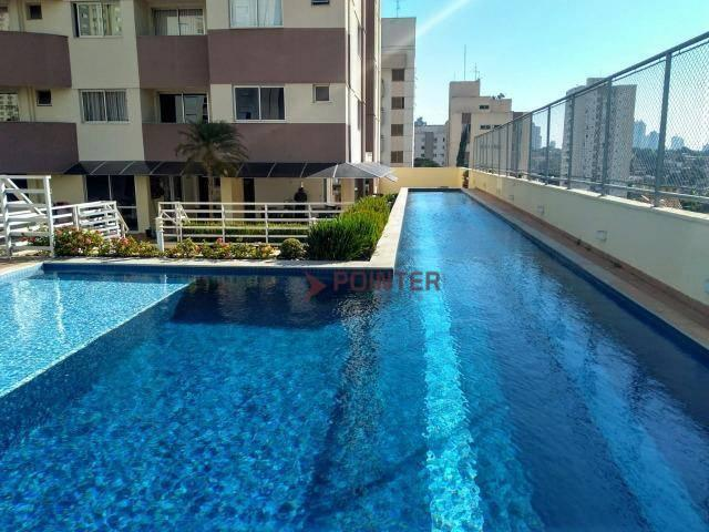 Apartamento 2 quartos sendo 1 suite 57 m² setor vila maria josé - goiânia-go. - Foto 5