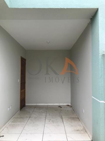 Casa de esquina 01 dormitório com preparação para ático em curitiba é na oka imóveis - Foto 4