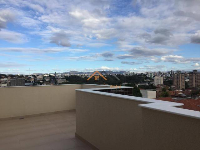Cobertura com 2 quartos à venda, 50 m² por R$ 329.000 - Sao Joao Batista - Belo Horizonte/ - Foto 6