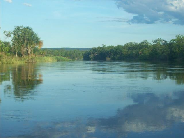 Fazenda com 6.000Ha à margem do Rio Preto! Em Mansidão BA. A 60km de Santa R. de Cassia - Foto 8
