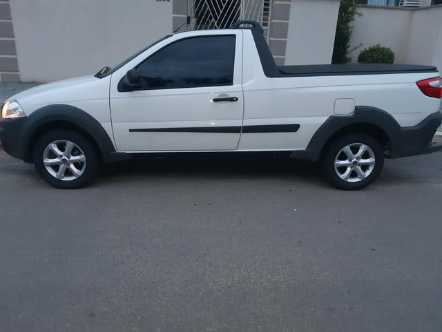 Fiat Strada Hard Working CC E 1.4 Flex 2019
