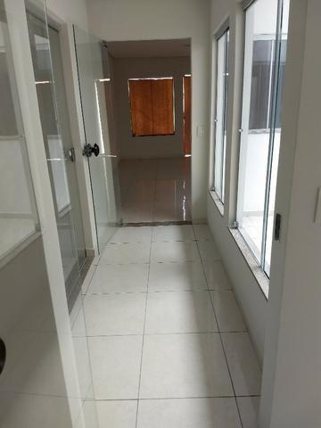Alugo imóvel térreo no Centro com 4 salas, recepção, 2 Wc's, copa e depósito - Foto 7
