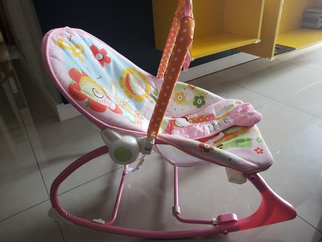 Cadeira Vibratória Fisher Price - Foto 5