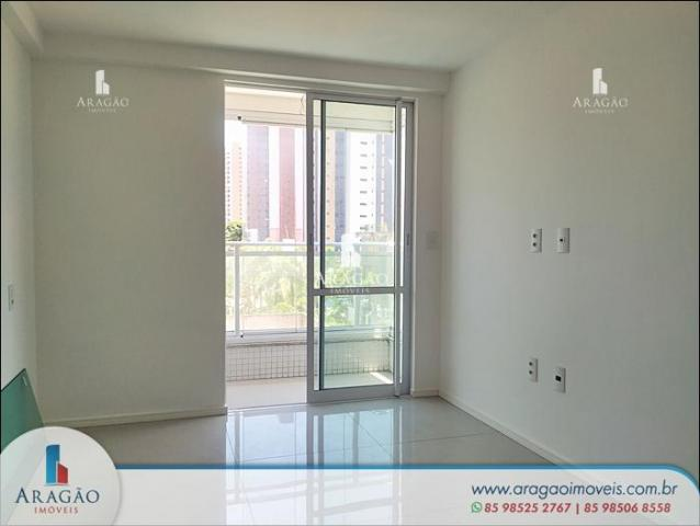 Apartamento com 3 dormitórios à venda, 121 m² por r$ 800.000,00 - aldeota - fortaleza/ce - Foto 8