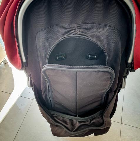 Carrinho de Bebê Teutonia Dobrável - Foto 6