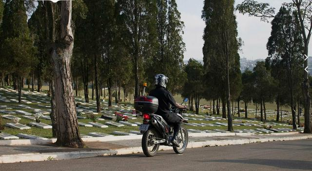Jazigo no Memorial Jardim Santo André na Vila Humaitá - Foto 4