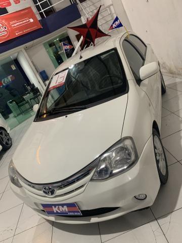 Toyota Etios XLS 1.5 ano 2013 é na KM Automóveis Belém - Foto 5