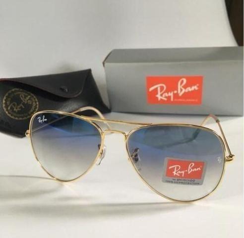 1d4901c59 Promoção Óculos RayBan Aviador - Bijouterias, relógios e acessórios ...