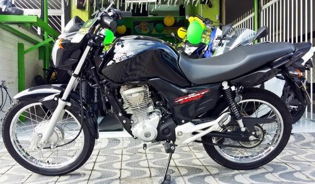 Moto Honda Cg 160 + Parcelas