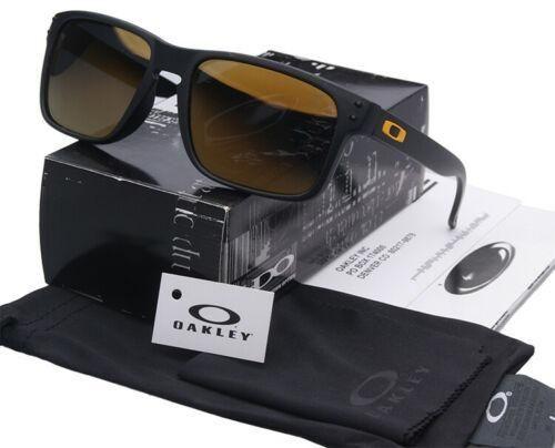 7f1106d834e7a Oferta Relâmpago de Óculos Oakley Holbrook Marrom (Várias cores ...