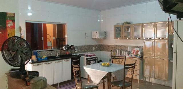 Oportunidade em planaltina DF vendo excelente casa no condomínio Nova Petrópolis barato - Foto 2