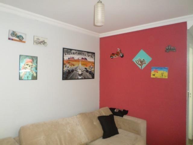 Ótimo apt 2 quartos - 2 andar - qs 602 samambaia Norte-df - Foto 4