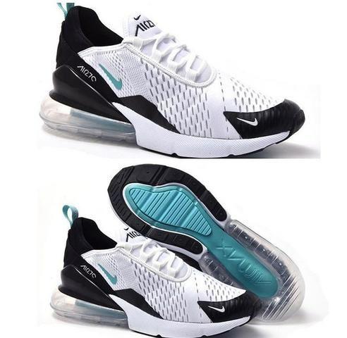 9e94c646b2c Tenis nike air max 270 branco c  preto - Roupas e calçados ...
