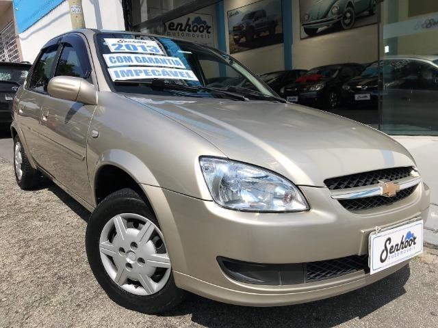 Chevrolet Classic 1.0 LS 2013 - Bege