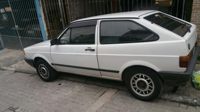 4fc64b807dcff VW - VOLKSWAGEN GOL (NOVO) 1.0 MI TOTAL FLEX 8V 4P 1996 - 607082765 ...