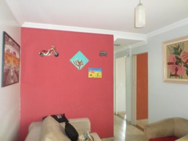 Ótimo apt 2 quartos - 2 andar - qs 602 samambaia Norte-df - Foto 3