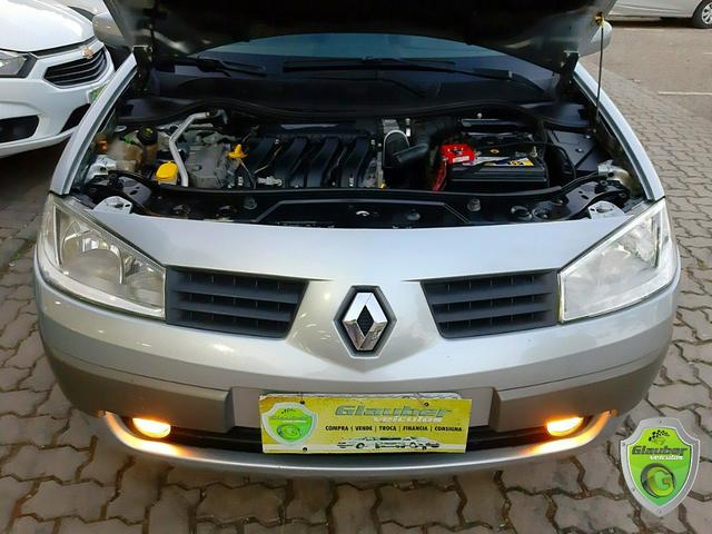 Renault MEGANE SEDAN DYNAMIQUE 2.0 Automático 4P 2007 BARATO !!!Abaixo da FIPE !!! - Foto 11