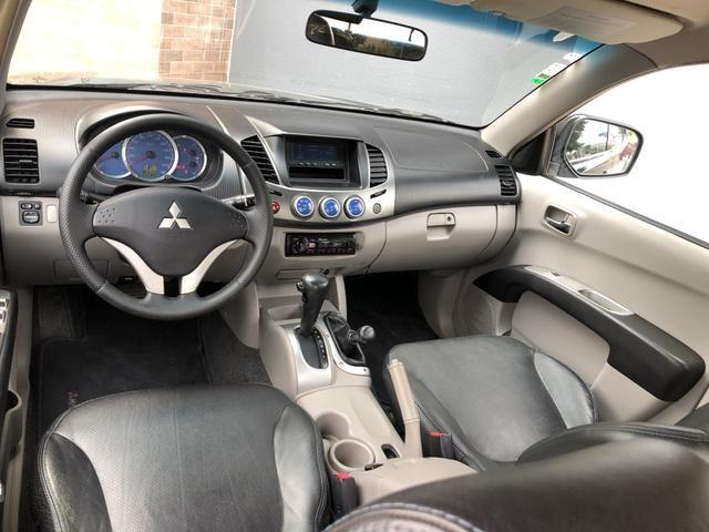 Mitsubishi l 200 triton 4x4 3.5 2008 legalizada - Foto 2