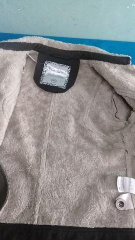 Jaqueta feminina de pêlo - Foto 5