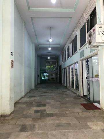 Sala na Galeria Itamarati