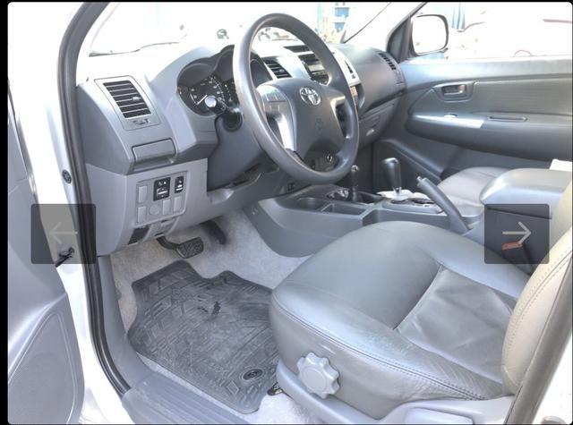 Toyota Hilux SR 4x4 3.0 8V 116CV TB DIESEL / pneu NOVO / todas revisões na Toyota - Foto 8