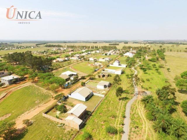 Terrenos à venda, 385 m² e 433 por R$ 35.000 e R$ 38.500 - Cond. Pesca e Lazer Porto Marin - Foto 12