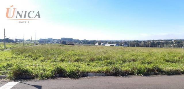 Terreno à venda de Esquina, 393 m² por R$ 80.000 - Residencial Campestre - Paranavaí/Paran - Foto 4