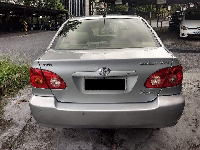 Toyota Corolla XEi 06/07 Automático (IPVA 2021 totalmente pago!) - Foto 6