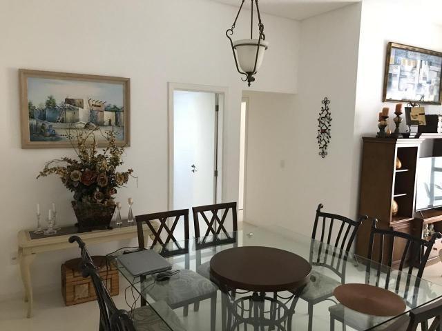 Murano Imobiliária aluga apartamento de 3 quartos mobiliado na Praia da Costa, Vila Velha  - Foto 4