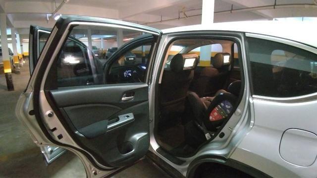 Honda cr-v - Crv - suv - dvd - pneus novos - vender rapido ipva quitado 57 mil - Foto 7