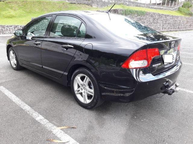 Honda New Civic EXS Automático -Top de Linha - Ano 2009! - Foto 12