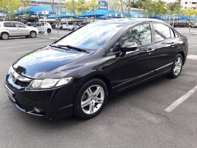 Honda New Civic EXS Automático -Top de Linha - Ano 2009!