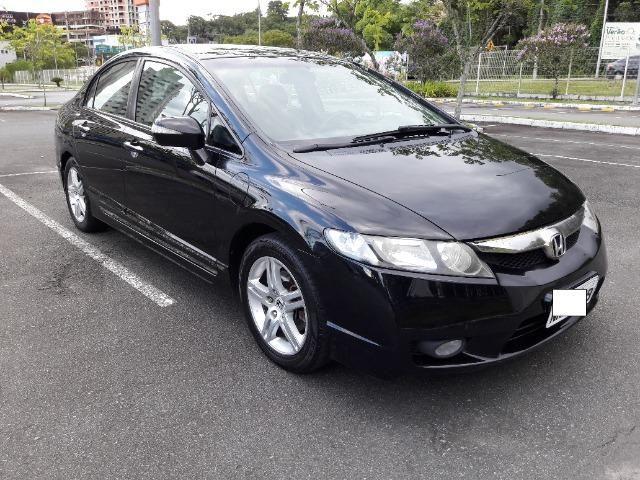 Honda New Civic EXS Automático -Top de Linha - Ano 2009! - Foto 3