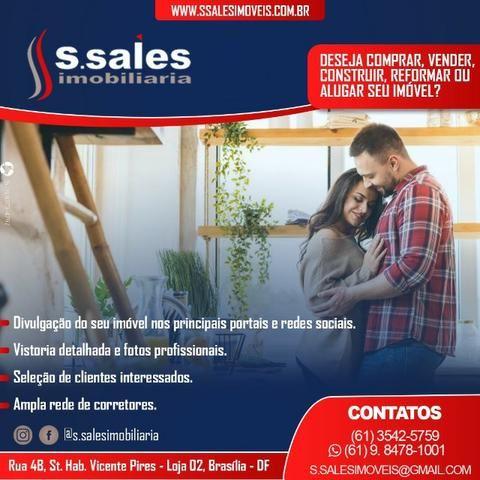 Oportunidade!! Apartamento de 48m² em Vicente Pires - Foto 12