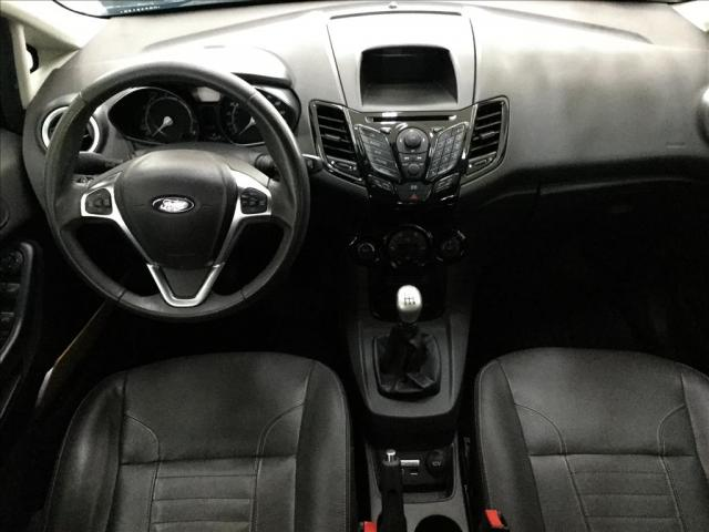 FORD FIESTA 1.6 TITANIUM HATCH 16V FLEX 4P MANUAL - Foto 6