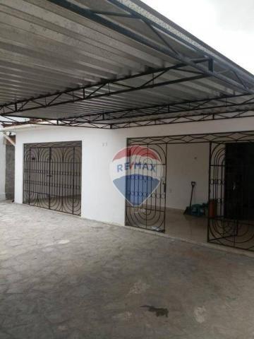Casa com 5 dormitórios à venda, 396 m² por R$ 180.000,00 - Santo Amaro - Santa Rita/PB